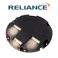 RELIANCE Approach Centerline and Crossbar, Inset 12""
