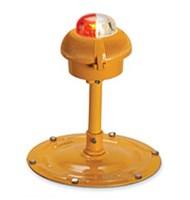 EMIL-L - L-861/E Luz LED elevada de borde de pista de aterrizaje y despegue