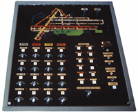 L-821 ALCP - Airport Lighting Control Panel