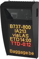Safedock Ramp Information Display System (RIDS)